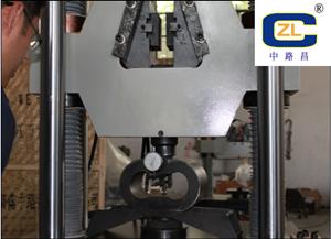 液压万能试验机检验程序—试验力标定
