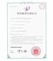 增压伺服控制装置专利证书