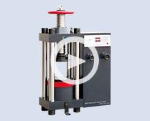YES-2000压力试验机操作视频