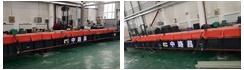 【新疆】新疆一检验研究院购买卧式拉力试验机ZLAW-2000顺利交货并安装调试完成