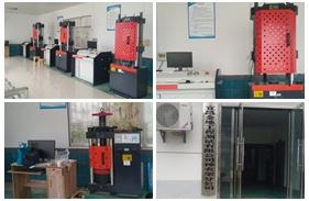 【湖北】宜昌一工程测试有限公司购买<font color='red'>电液伺服万能试验机</font>WAW-1000D、WAW-600B、WAW-300B各一台,全自动压力试验机YAW-2000一台,钢筋弯曲试验机GW-40B一台