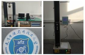 【天津】天津一大学购买电子万能试验机,数显电子拉力试验机安装调试完成