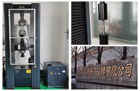 【山东】山东一汽车弹簧厂定制30吨电子万能试验机安装调试完成
