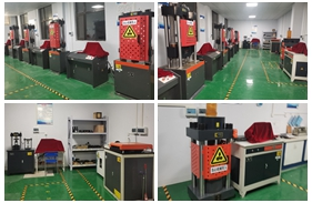 【山西】山西一工程检测有限公司购买一批设备,安装调试完成。
