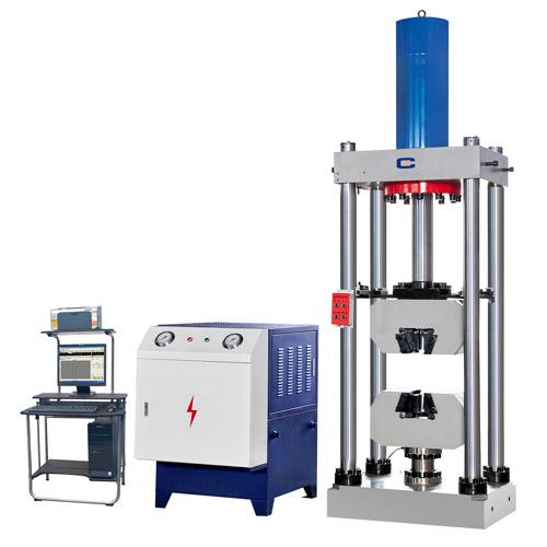 微机控制电液伺服拉力试验机WAW-600DL 和WAW-1000DL