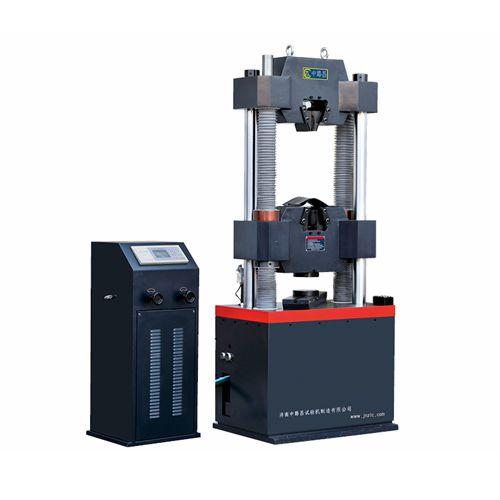 数显式液压万能试验机WE-1000B