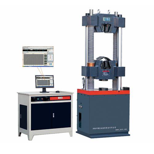 微机屏显式液压万能试验机WEW-300B