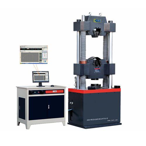 微机屏显式液压万能试验机WEW-1000B