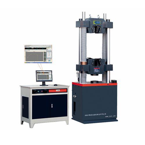 微机屏显式液压万能试验机WEW-100B
