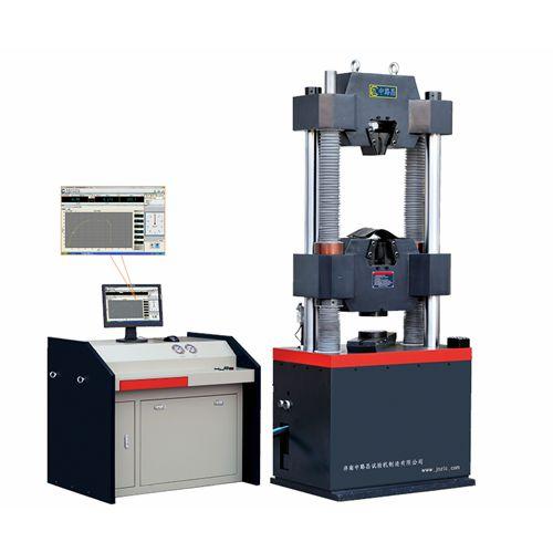 微机电液伺服万能试验机WAW-1000B