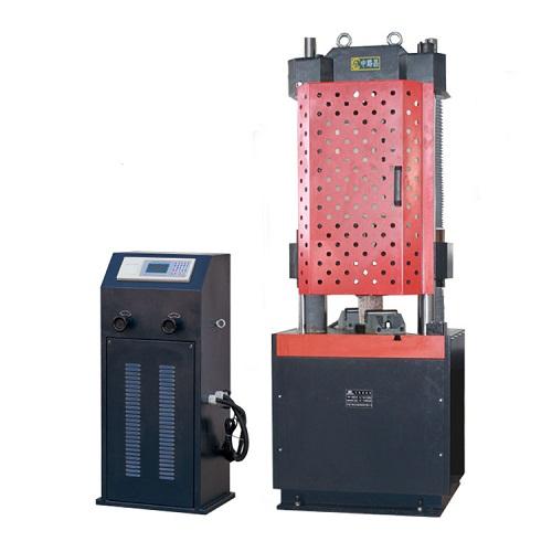 数显式液压万能试验机WE-600B