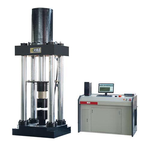 微机控制电液伺服螺栓拉力试验机WAW-2500AL