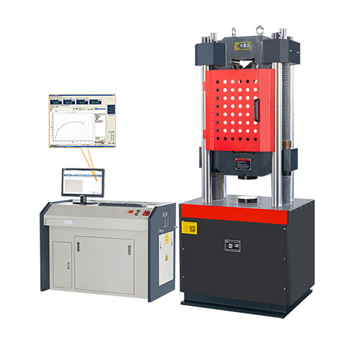 微机控制电液伺服万能试验机WAW-600D