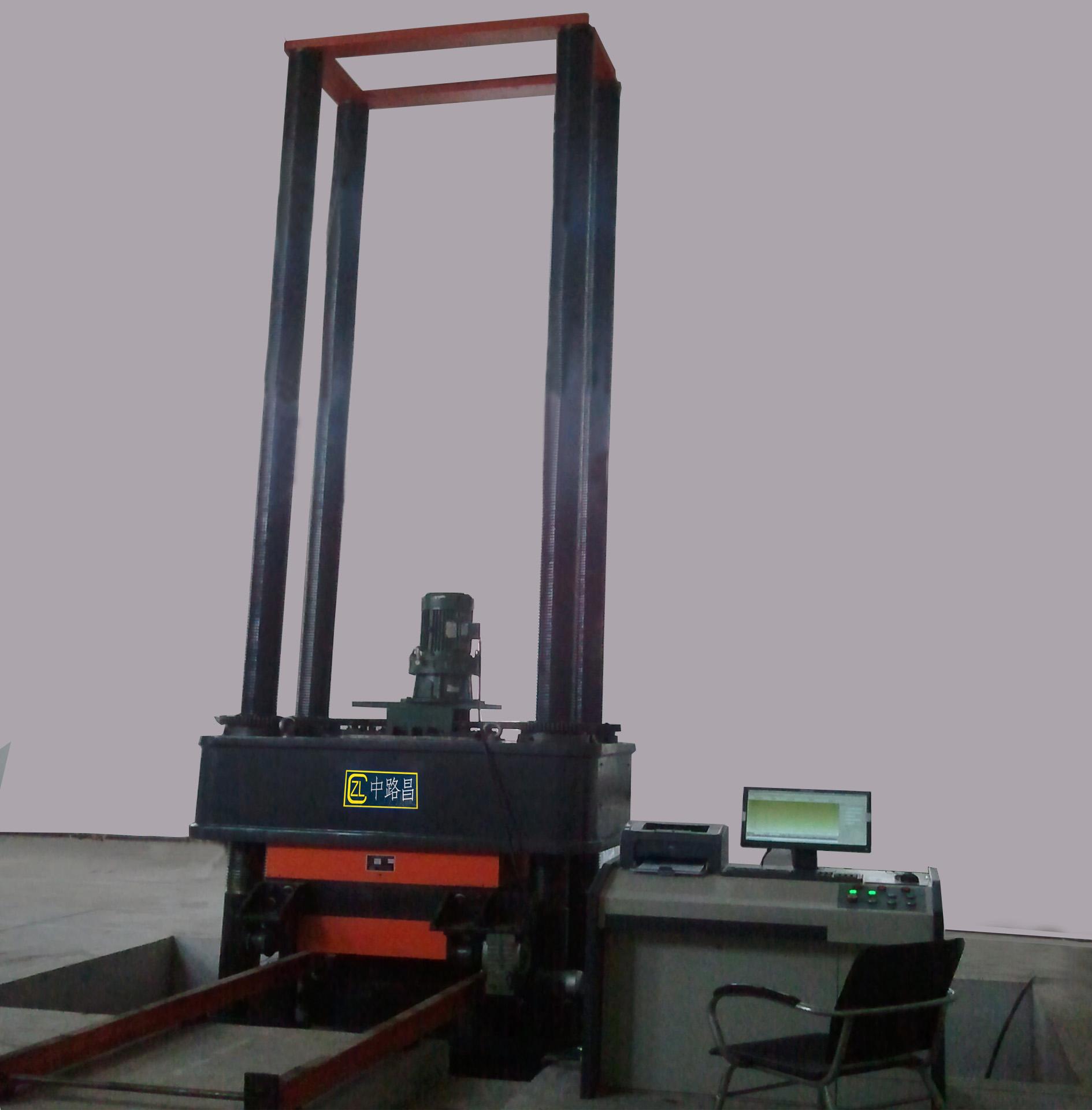 电液伺服长柱压力试验机YAW-10000