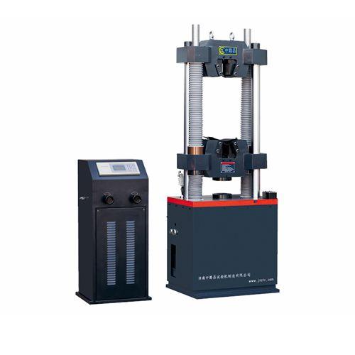 数显式液压万能试验机WE-100B