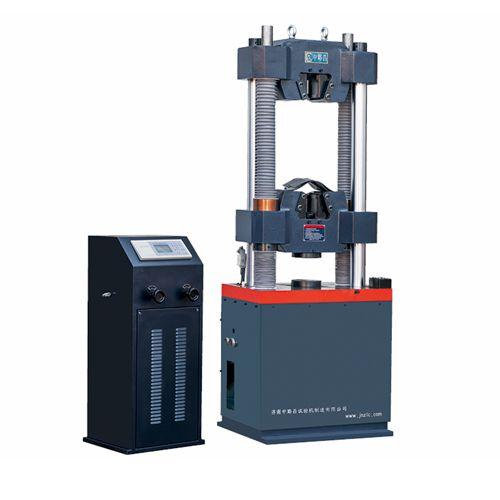 数显式液压万能试验机WE-300B