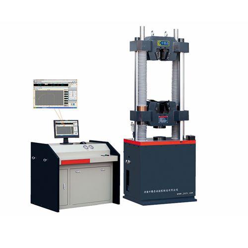 微机控制电液伺服万能试验机WAW-100B