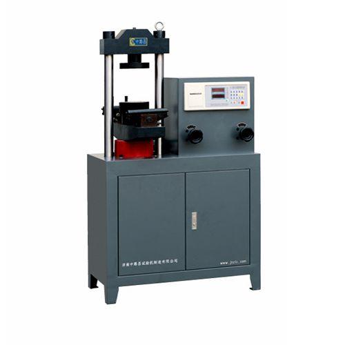 电液式抗折抗压试验机YAW-300/100