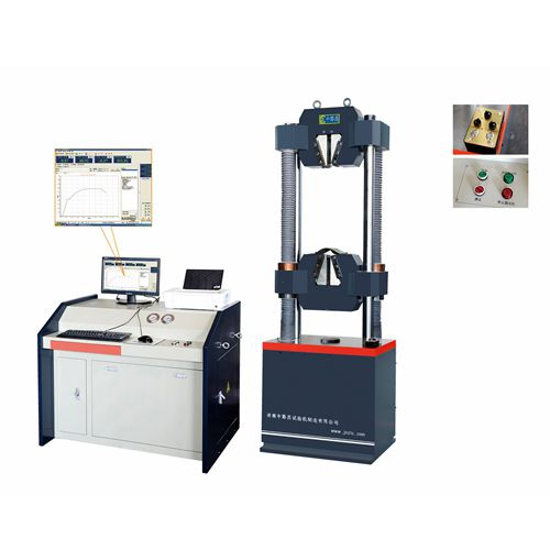 微机控制电液伺服式钢绞线专用试验机GWA-1000B