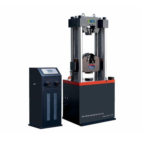 数显式液压万能试验机WE-600D