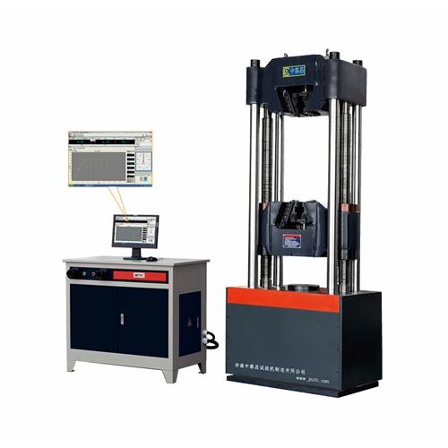 微机屏显式液压万能试验机WEW-2000D