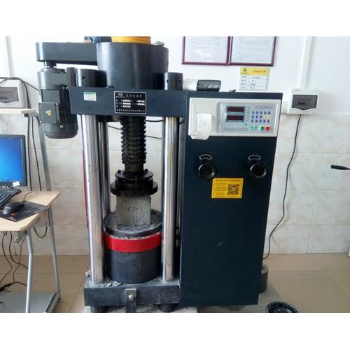 数显式压力试验机YES-2000(电动丝杠)
