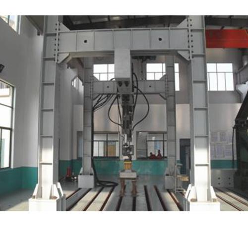 电液伺服构件疲劳试验系统     PLS-500