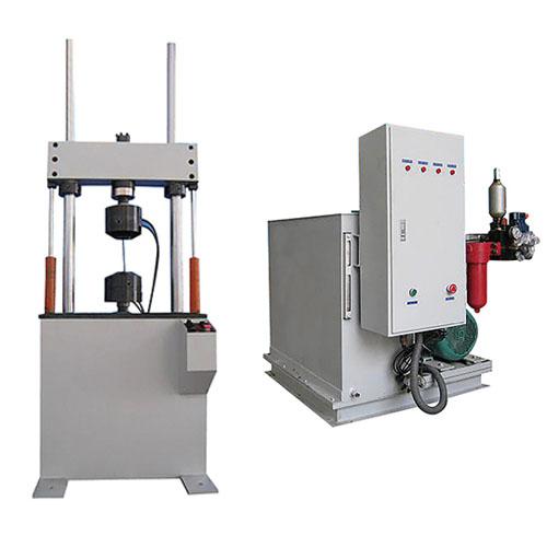 微机控制电液伺服动静万能试验机PWS-100