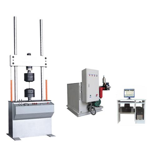 微机控制电液伺服动静万能试验机PWS-300